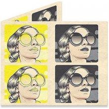 Dynomighty peněženka Design cmyk Fashion AC RB1