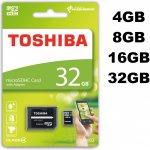 Toshiba microSDHC 32GB Class 4 THN-M102K0320M2