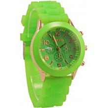 GENEVA Classic Neon Zelené DHD0001g