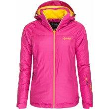 KILPI dámská zimní bunda MILA růžová