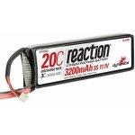 LiPol Reaction Air 11.1V 3200mAh 20C EC3 13AWG