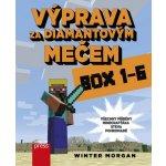 Výprava za diamantovým mečem - Winter Morgan - Kniha
