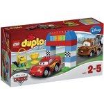 LEGO DUPLO Cars 10600 Disney Pixar Cars Klasický závod