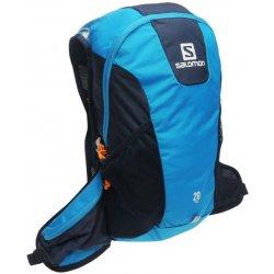 design de qualité a0812 481d1 Salomon Trail 20 Daypack hawaiian blue