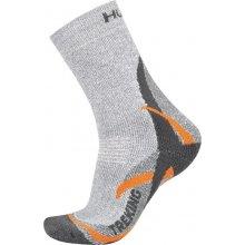 Husky ponožky Treking NEW oranžová