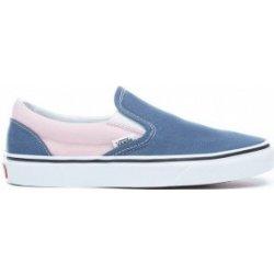 Dámská obuv Vans Classic SLIP-ON V VINTAGE INDIGO CHALK PINK dámské boty 2e3a5f1dbe
