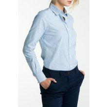Gant dámská Košile GANT STRETCH OXFORD BANKER modrá
