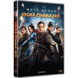 Velká čínská zeď DVD