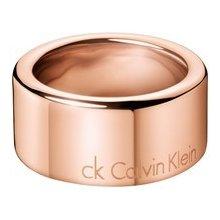 Calvin Klein Dámský prsten z pozlacené chirurgické oceli Hook KJ06PR100208 2fa4c50028