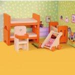Woody Nábytek do domečku Dětský pokoj 90613