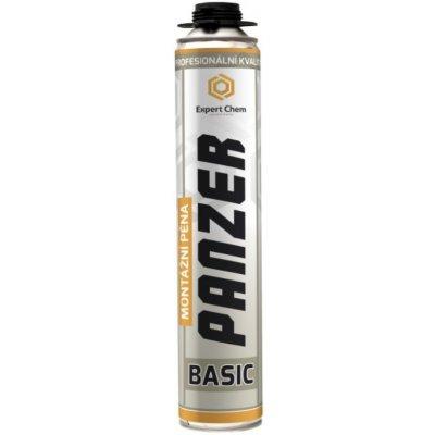 PANZER Basic 750ml pistolová polyuretanová montážní pěna
