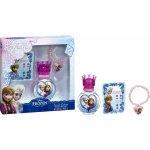 EP Line Disney Frozen EdT 30 ml + nalepovací náušnice + náramek dárková sada