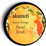 Akamuti pleťový peeling Sladký pomeranč 50 g