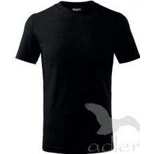 Adler tričko dětské Basic limetková