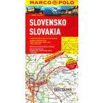 Mairs Slovensko mapa 1:20