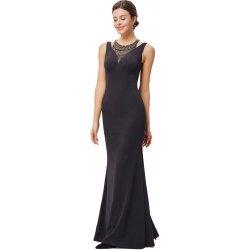 d70fba030ce Grace Karin   Kate Kasin elegantní šaty do společnosti KK001026-1 černá