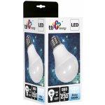TB Energy LED žárovka E27 230V 10W studená bílá