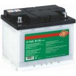 Baterie dobíjecí akumulátor pro ohradníky 12V 80Ah