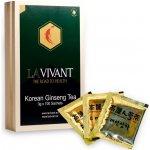 La Vivant Instantní čaj z korejského ženšenu 100 ks
