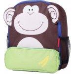 Pidilidi 6046 batoh dětský opice hnědá uni
