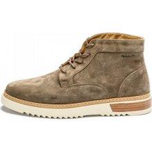 Gant pánská kotníčková obuv Jean hnědá