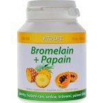 Vito Life Bromelain + Papain 100 kapslí