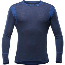 Devold HIKING Man shirt Night tm.modrá