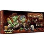 Slugfest Games Red Dragon Inn Allies Keet & Nitrel