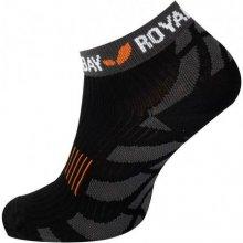 Royal Bay CLASSIC Kotníkové sportovní ponožky bílé