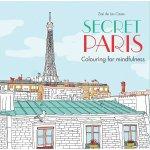 Secret Paris colouring for mindfulness Cases Zoe de Las