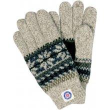 cf51a9351da Thinsulate pletené prstové rukavice béžové