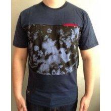 LRG Terrestrial Tee Navy tričko