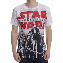 Star Wars The Force Awakens Allover Tee