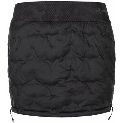 Kilpi dámská zateplená sukně TANY-W černá