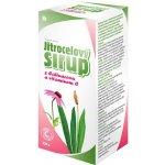 Herbacos Jitrocelový sirup s echinaceou a vitaminem C 320 g