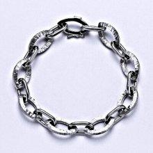 Čištín stříbrný náramek 6084
