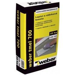 WEBER Tmel 700 stěrková hmota 25 kg
