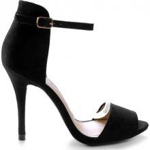 Dámské elegantní sandály 2197 Fashion Boty černá