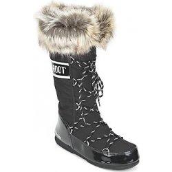 64ec20aeae Dámská obuv Moon Boot Zimní boty MOON BOOT MONACO Černá