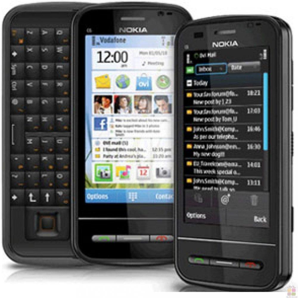 Nokia C6 - 0