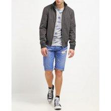 Pepe Jeans pánské modré džínové šortky Hayes short