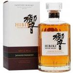 Hibiki Japanese Harmony whisky 0,7 l