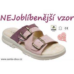 b75987aec8e8 Dámská obuv Santé N 517 51 48 57 SP růžové