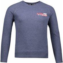 Alpine Pro Dětské triko DIDILO 4 barva modrá 8d25b93823