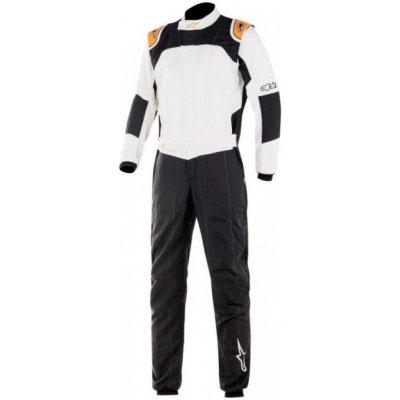 Kombinéza Alpinestars GP Tech V3 černá/bílá/oranžová