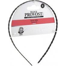Čelenka Franck Provost kovová, černá