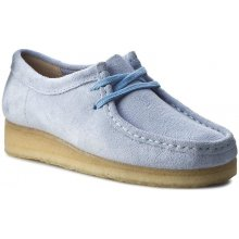 CLARKS Wallabee 261227454 Pastel Blue