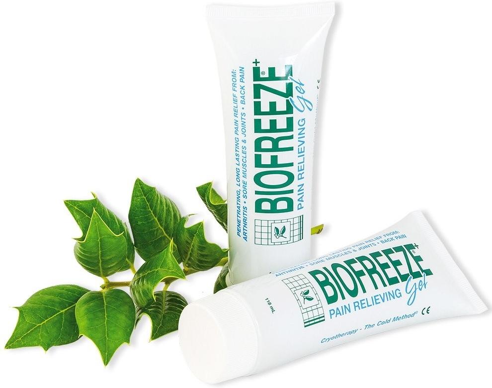 Biofreeze chladivý gel proti bolesti zad, svalů a kloubů 118 ml - 0