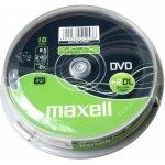 Maxell DVD+R 8,5GB 8x, 10ks