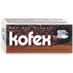 5d08024f211 Doplněk stravy Naturvita Kofex přírodní kofein + guarana 80 tablet
